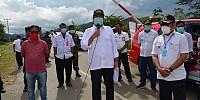 Bupati Banggai Dr. Ir. H. Herwin Yatim,MM