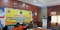 Pelaksana tugas Deputi Bidang Penanganan Darurat BNPB Yolak Dalimunthe