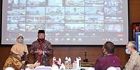 Menteri Basuki mengatakan bahwa Halal bi Halal usai Hari Raya Idul Fitri merupakan tradisi sebagai ungkapan saling memaafkan dan mempererat silaturahmi.