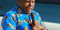 Bupati Tolikara Usman G. Wanimbo