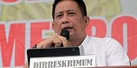 Direktur Kriminal Umum Polda Metro Jaya Kombes Pol Tubagus Ade Hidayat